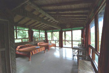 NEW Deluxe Rustic Suites at San Jorge de Milpe Orchid & Bird Reserve